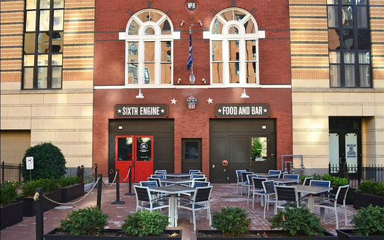 From Restaurants To Residences The Converted Firehouses Of Dc