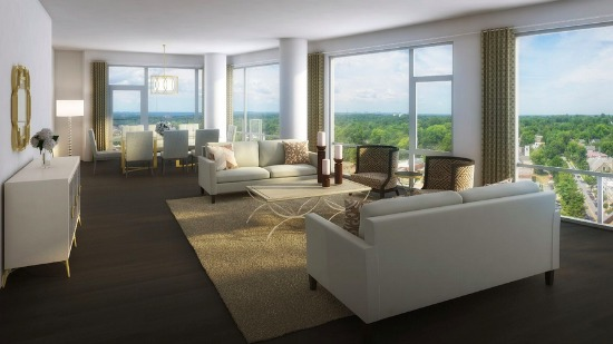 The Tallest Condominium in Bethesda Now Open for Sales: Figure 2