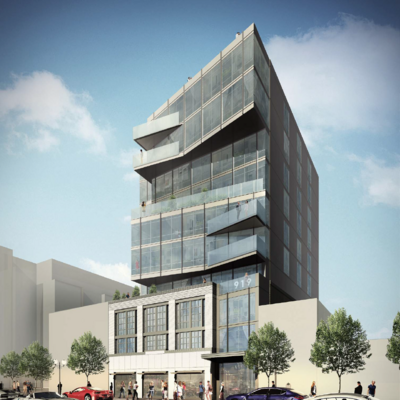 40-Unit Condo Development Planned For Mount Vernon Triangle: Figure 1