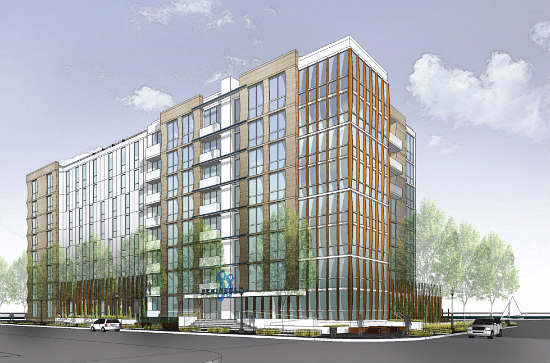 Plans Filed For 110-Unit Condo Development at Buzzard Point: Figure 2