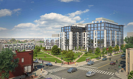 The 850 Units Coming to Petworth and Park View: Figure 2