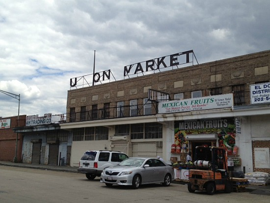 Despite Opposition of Owners, Florida Avenue Market Designated a Historic District: Figure 1