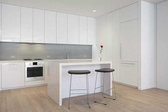New Renderings Offer Glimpse Inside Eastbanc's Westlight Condos: Figure 9