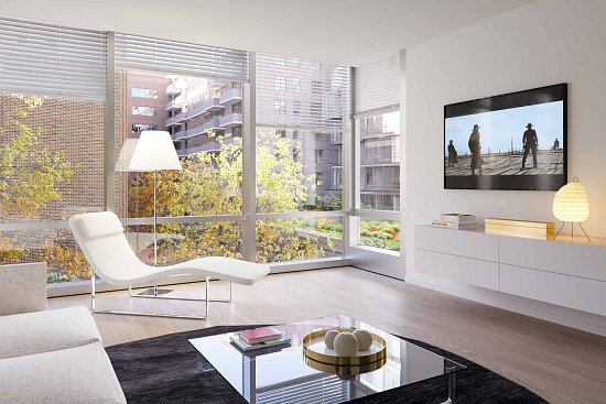 New Renderings Offer Glimpse Inside Eastbanc's Westlight Condos: Figure 11
