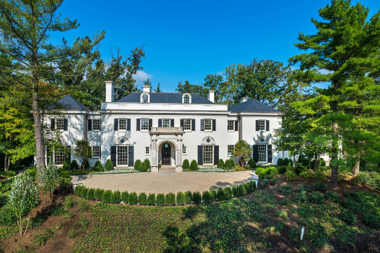 $20 Million: Former Cafritz Estate Becomes DC's Most Expensive Home: Figure 1