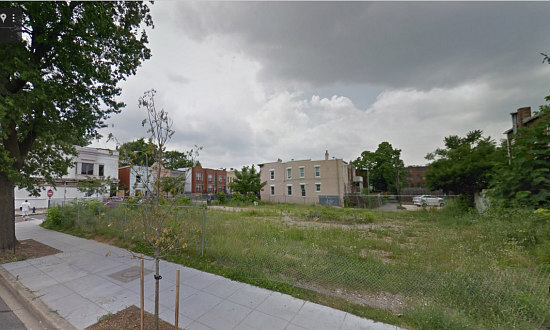 Is a Hotel on the Boards For Truxton Circle?: Figure 1