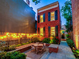 "The ""O"" House in Logan Circle Hits the Market"