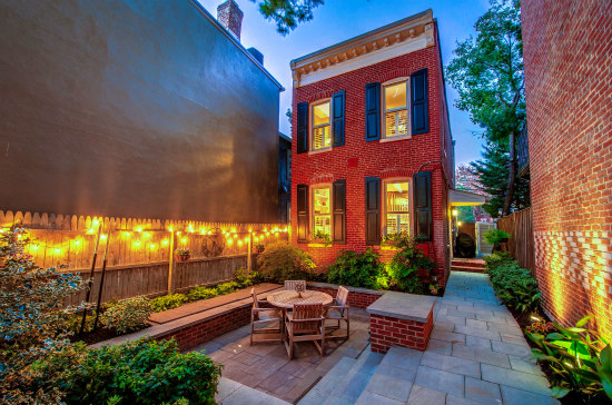 "The ""O"" House in Logan Circle Hits the Market: Figure 2"