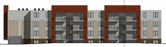 30-Unit Market-Rate Development Planned East of the River: Figure 1