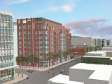 Four Points Slightly Revises Plan For 66-Unit Project on Site of Shaw Church
