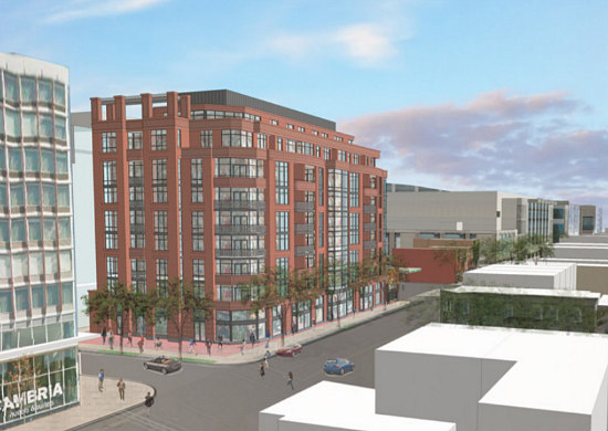 Four Points Slightly Revises Plan For 66-Unit Project on Site of Shaw Church: Figure 1