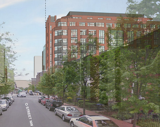 Four Points Slightly Revises Plan For 66-Unit Project on Site of Shaw Church: Figure 3