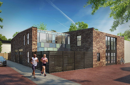 Warehouse Lofts Planned For Capitol Hill Alley: Figure 1