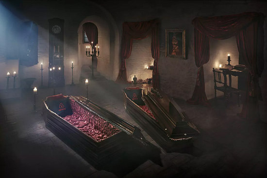 Airbnb Offers a Night in Dracula's Castle: Figure 1