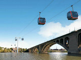 Key Bridge Exxon Site is Likely DC Station For Georgetown Gondola