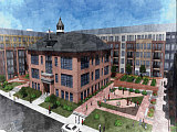 The Three Proposals to Transform the Crummell School in Ivy City