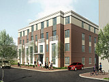Two Similar Design Options for Peebles' Affordable Housing in Anacostia