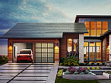 Tesla Wants to Make Solar Roofs Sexy