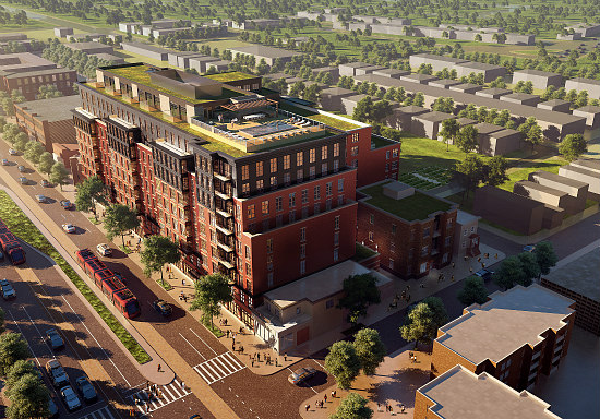 Valor Development Submits Plans to Bring 303 Apartments East of H Street: Figure 2