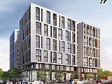 Edens Files Plans for 132-150 Apartments at Union Market