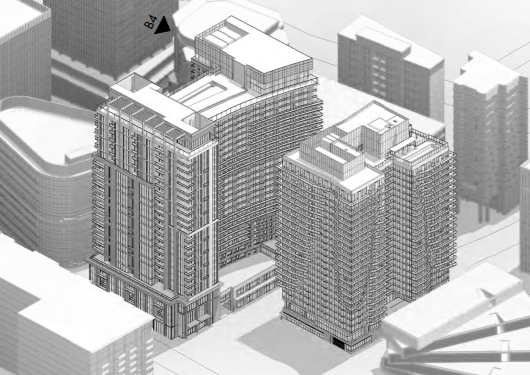 912 Units and New Fire Station Planned for Rosslyn: Figure 1