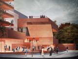 Gallaudet Announces Winner of Design Competition For 6th Street Redevelopment