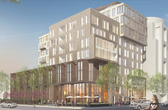 Plans Filed For 80-Unit Residences at City Market in Shaw: Figure 1