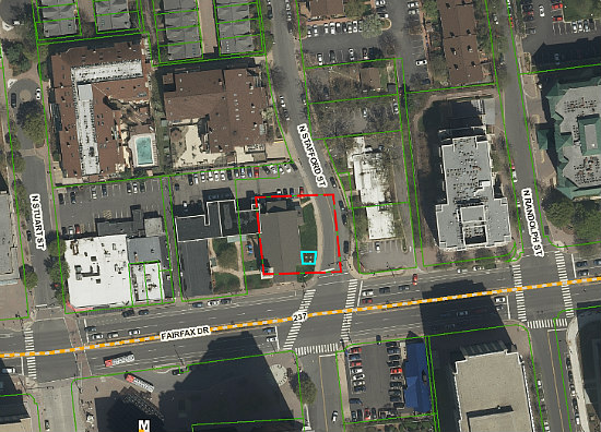 Historic Designation of Ballston Burial Ground May Also Bury Redevelopment Plans: Figure 1