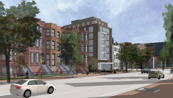 HPO Recommends Approval of Barrel House Apartments in Logan Circle: Figure 3