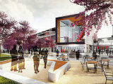 The New Design For the DC United Stadium Includes More Retail and a Public Park