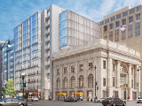 Office, Retail Planned For Landmark National Bank of Washington