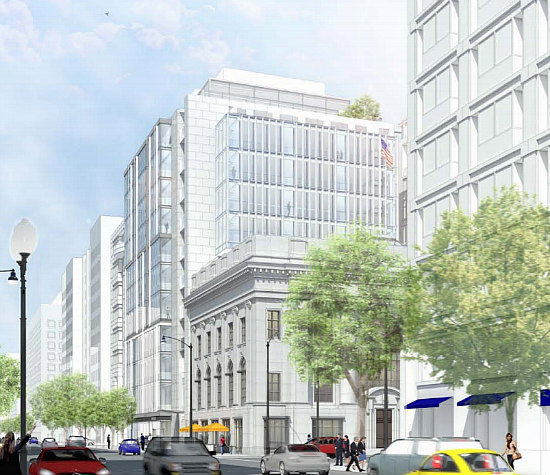 Office, Retail Planned For Landmark National Bank of Washington: Figure 2