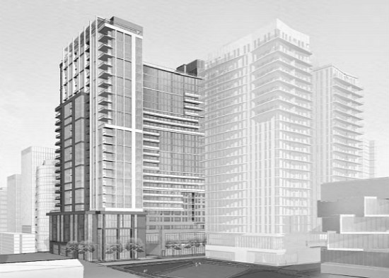 912 Units and New Fire Station Planned for Rosslyn: Figure 2