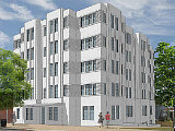 Tire Shop to Make Way For 31-Unit Development on Benning Road