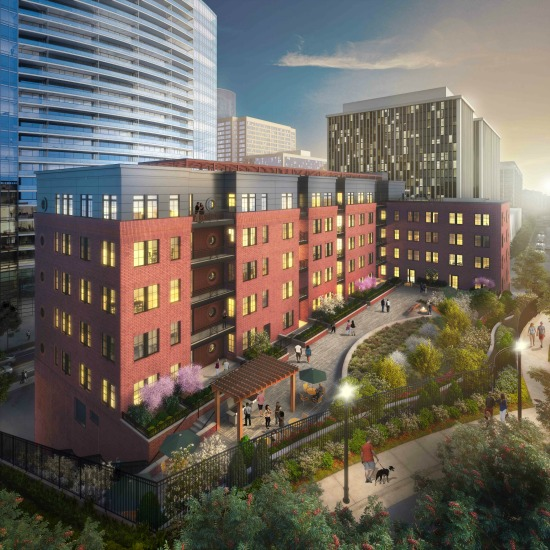 Key&Nash -- New Condos Headed to Rosslyn: Figure 1