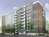 Plans For 110-Unit Condo Project at Buzzard Point Altered to Include More Two-Bedrooms