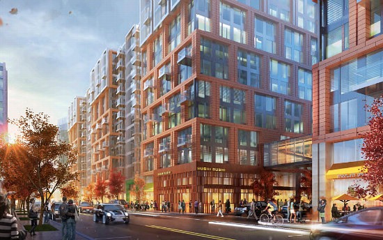 Residences in the Bridge: A Few Design Changes For 700-Unit Poplar Point Development: Figure 6