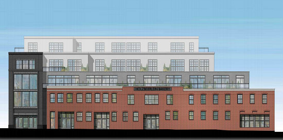Retail, Offices, Residences Planned For Bakery Warehouse in Shaw: Figure 1