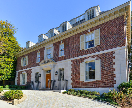 Steve Rattner's $7.5 Million Kalorama Home Finds a Buyer: Figure 1