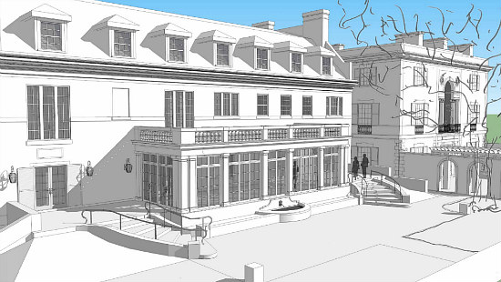 29,000 Square Feet: Former Textile Museum Will Become One of DC's Largest Residences: Figure 2