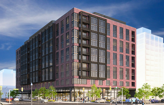 More Units, More Retail and a More Industrial Aesthetic for Union Market Project: Figure 3