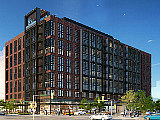 More Units, More Retail and a More Industrial Aesthetic for Union Market Project