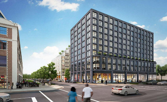 Forest City Unveils Design For 225-Room Hotel at the Yards: Figure 2