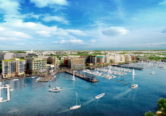 SHoP, ODA, Adjmi: The Eleven Architects That Will Design Phase Two of The Wharf: Figure 1