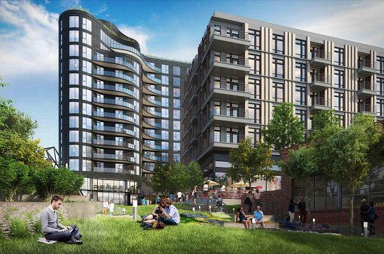 More Design Details Emerge for 800-Unit Union Market Development: Figure 4