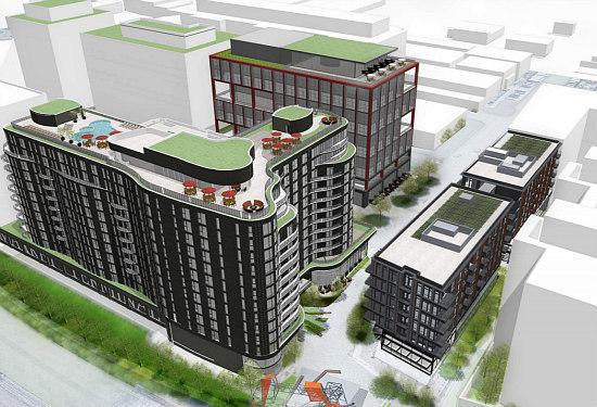 More Design Details Emerge for 800-Unit Union Market Development: Figure 2