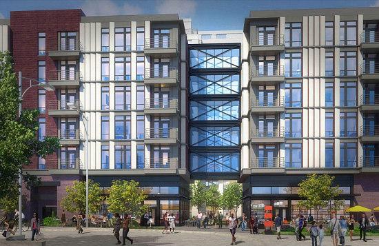 More Design Details Emerge for 800-Unit Union Market Development: Figure 5