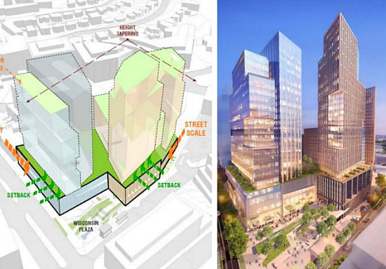 The 1,700 Units on Tap For Downtown Bethesda: Figure 1