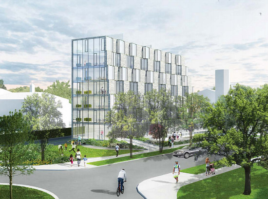Plans Filed for Ward 6 Homeless Shelter Reveal Bold Design: Figure 1