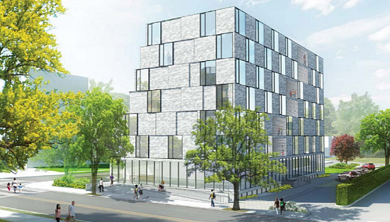 Plans Filed for Ward 6 Homeless Shelter Reveal Bold Design: Figure 2